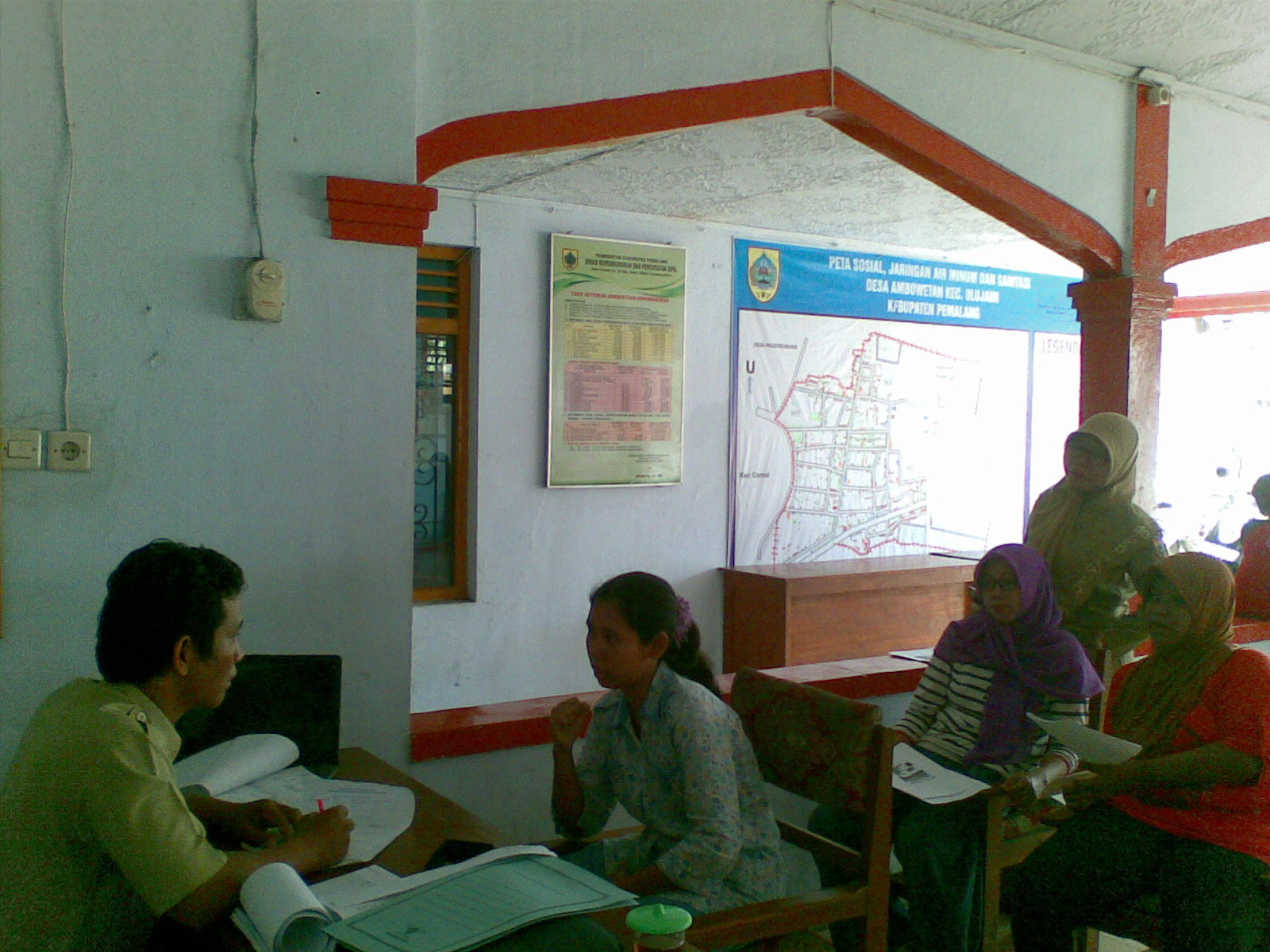 Pendaftaran MPM BDT 2018 Desa Ambowetan
