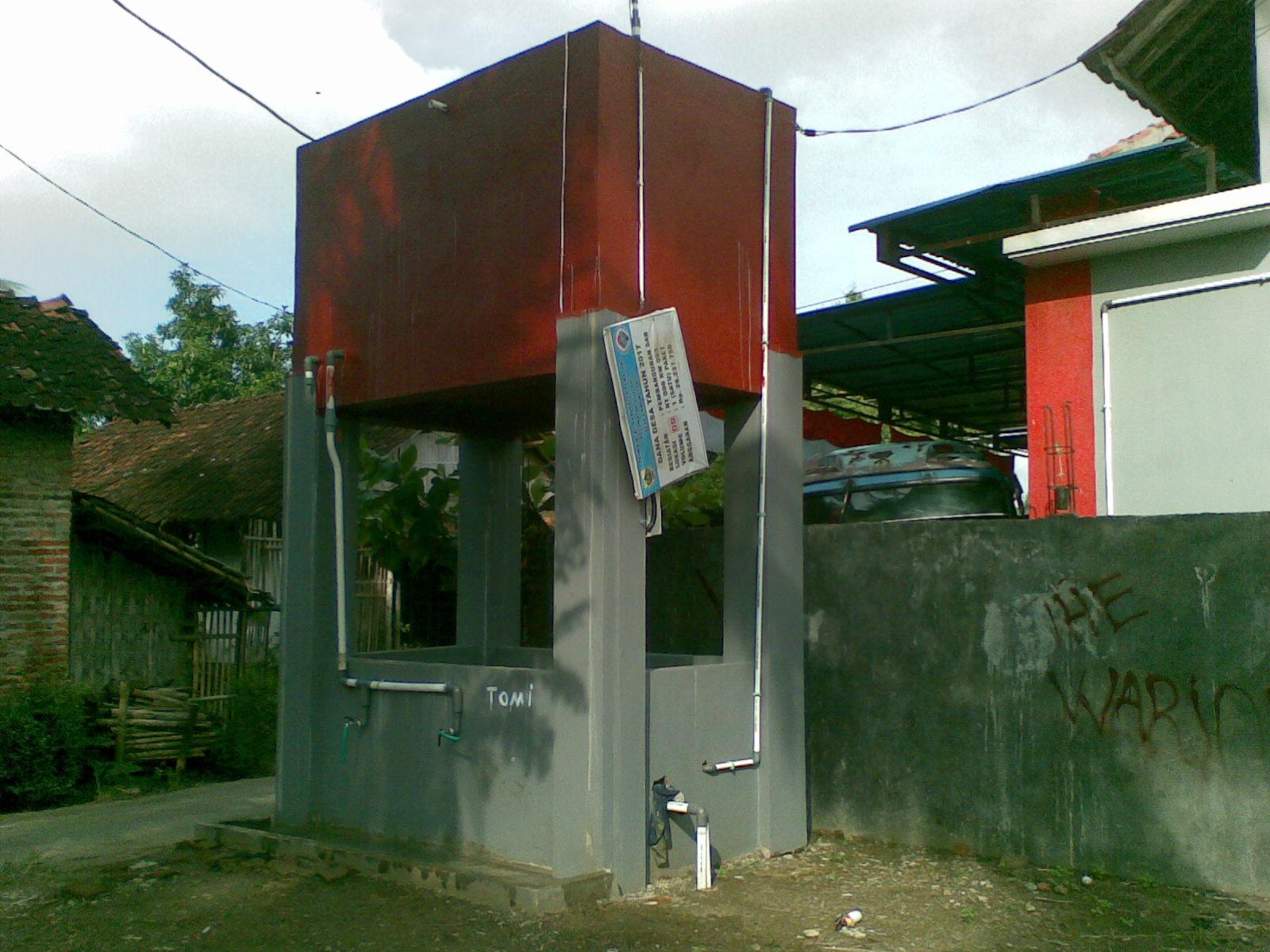 Siap Guna SAB Dusun III Desa Ambowetan
