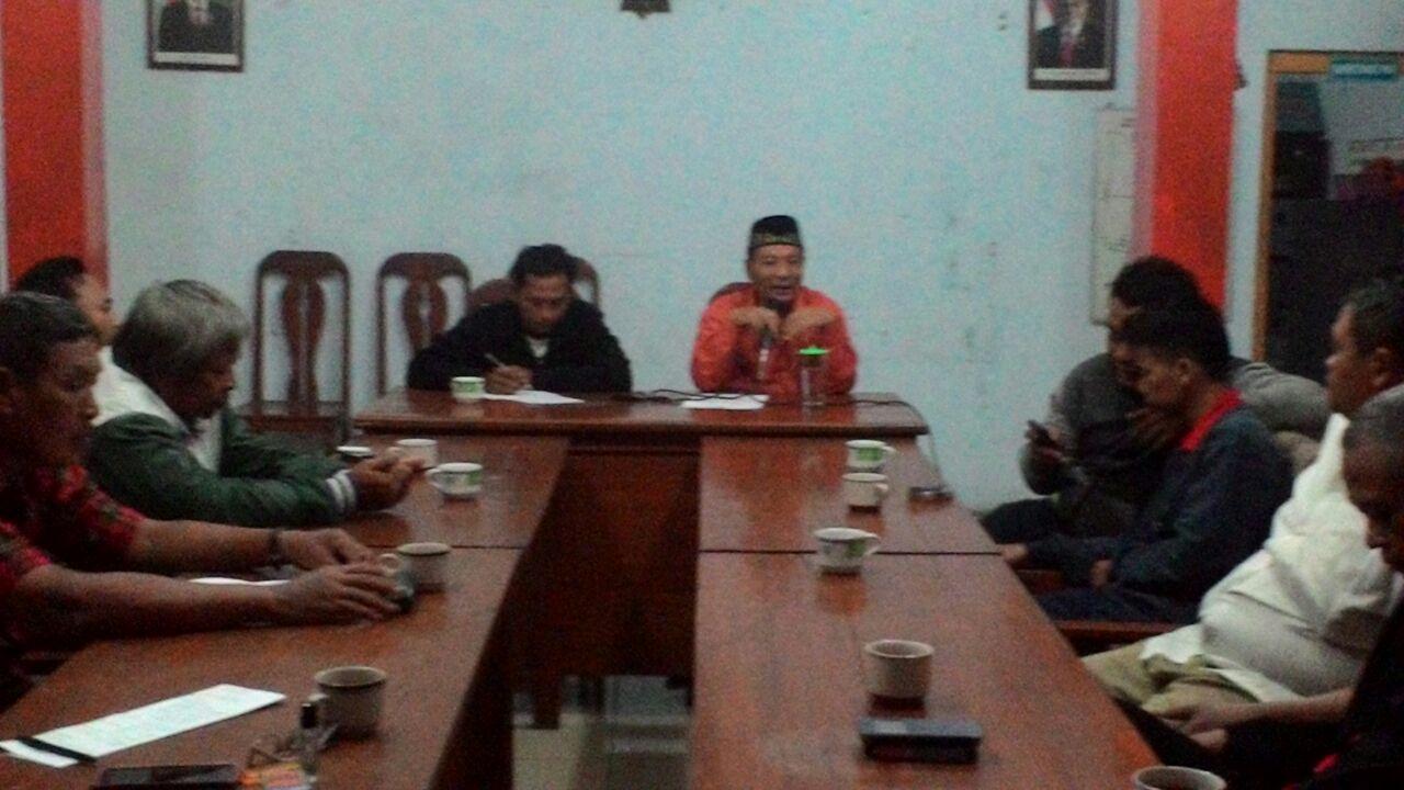 Penyerahan SAB 2017 dari TPK Ke Pemerintahan Desa